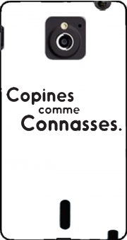 Copines comme connasses Sony Xperia Sola Case
