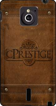 cPrestige leather wallet Case for Sony Xperia Sola