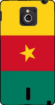 Flag of Cameroon Case for Sony Xperia Sola