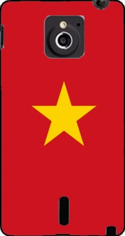 Flag of Vietnam Case for Sony Xperia Sola