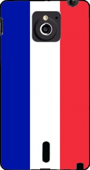 Flag France Case for Sony Xperia Sola