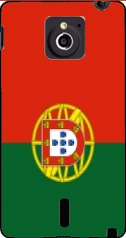 Flag Portugal Case for Sony Xperia Sola
