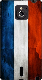 Flag France Vintage Case for Sony Xperia Sola