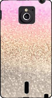 Gatsby Glitter Pink Case for Sony Xperia Sola