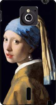 Girl with a Pearl Earring Case for Sony Xperia Sola