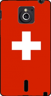 Switzerland Flag Case for Sony Xperia Sola