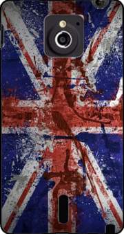 Union Jack Painting Case for Sony Xperia Sola