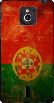Vintage Flag Portugal Case for Sony Xperia Sola