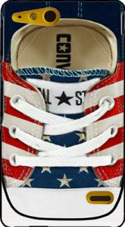 All Star Basket shoes USA Case for Sony Xperia Go