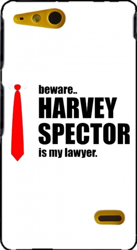 Case Beware Harvey Spector is my lawyer Suits for Sony Xperia Go