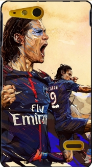 Cavani the hunter parisian Sony Xperia Go Case