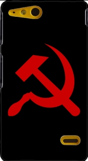 Communist sickle and hammer Sony Xperia Go Case