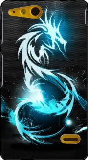Dragon Electric Case for Sony Xperia Go