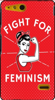 Fight for feminism Sony Xperia Go Case