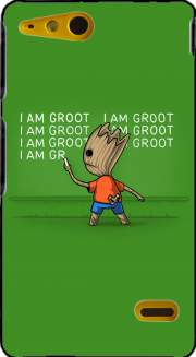 Groot Detention Case for Sony Xperia Go
