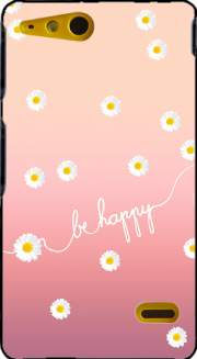 HAPPY DAISY SUNRISE Sony Xperia Go Case