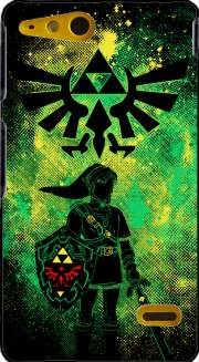 Hyrule Art Case for Sony Xperia Go