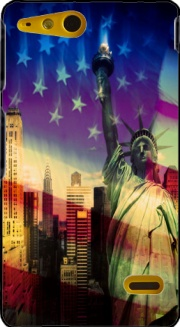 Statue of Liberty Case for Sony Xperia Go