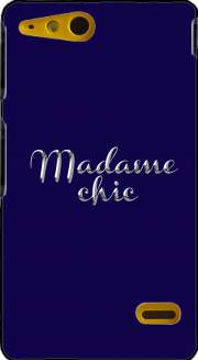 Madame Chic Case for Sony Xperia Go