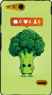 Nobody Loves Me - Vegetables is good Case for Sony Xperia Go