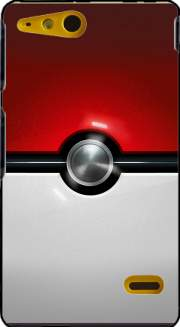 PokeBall Case for Sony Xperia Go