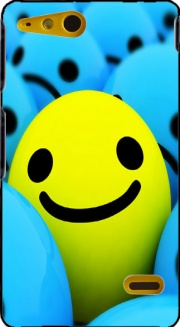 Smiley - Smile or Not Case for Sony Xperia Go
