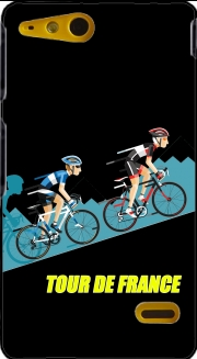 Tour de france Sony Xperia Go Case