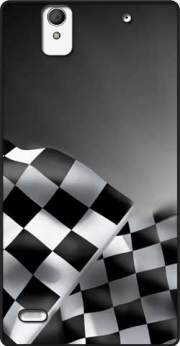 Checkered Flags Case for Sony Xperia C4