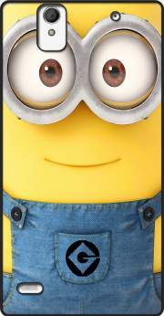 Minions Face Case for Sony Xperia C4