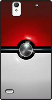 PokeBall Case for Sony Xperia C4