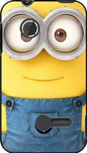 Minions Face Case for Sony Xperia Tipo