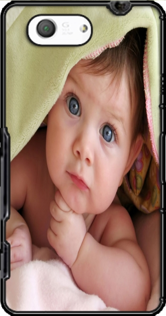 Case Sony Xperia Z3 Compact with pictures baby