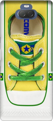 All Star Basket shoes Brazil Case for Sony Xperia 10 Plus