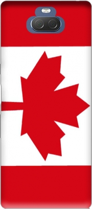 Flag Canada Case for Sony Xperia 10 Plus