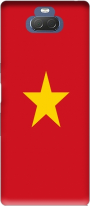 Flag of Vietnam Case for Sony Xperia 10 Plus