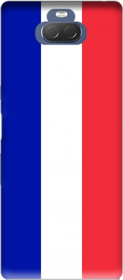 Flag France Case for Sony Xperia 10 Plus