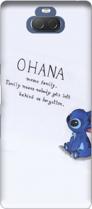 Ohana Means Family Case for Sony Xperia 10 Plus