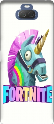 Unicorn video games Fortnite Case for Sony Xperia 10