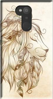 Poetic Lion Case for Sony Xperia L2
