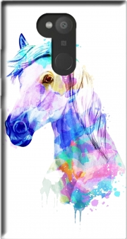 watercolor horse Case for Sony Xperia L2