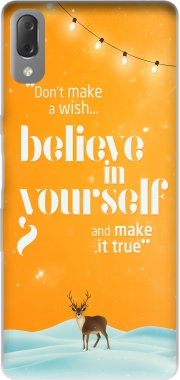 Believe in yourself Sony Xperia L3 Case