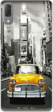Yellow taxi City of New York City Case for Sony Xperia L3