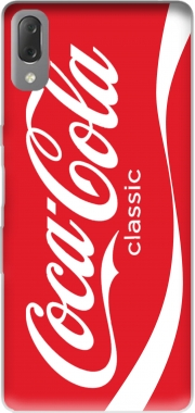 Coca Cola Rouge Classic Case for Sony Xperia L3