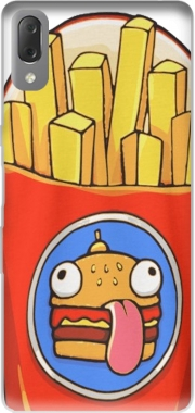 French Fries by Fortnite Case for Sony Xperia L3