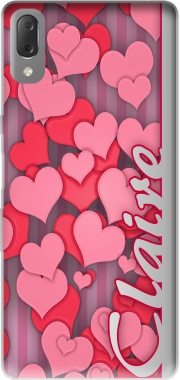 Heart Love - Claire Case for Sony Xperia L3