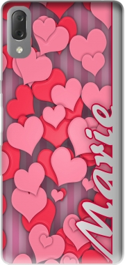 Heart Love - Marie Case for Sony Xperia L3