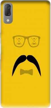 Hipster Face 2 Case for Sony Xperia L3