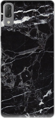 Initiale Marble Black Elegance Case for Sony Xperia L3