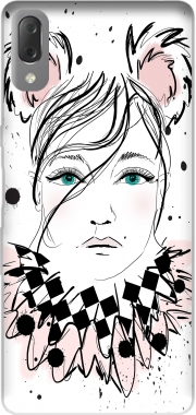 Lady Circus Case for Sony Xperia L3
