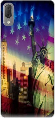 Statue of Liberty Case for Sony Xperia L3
